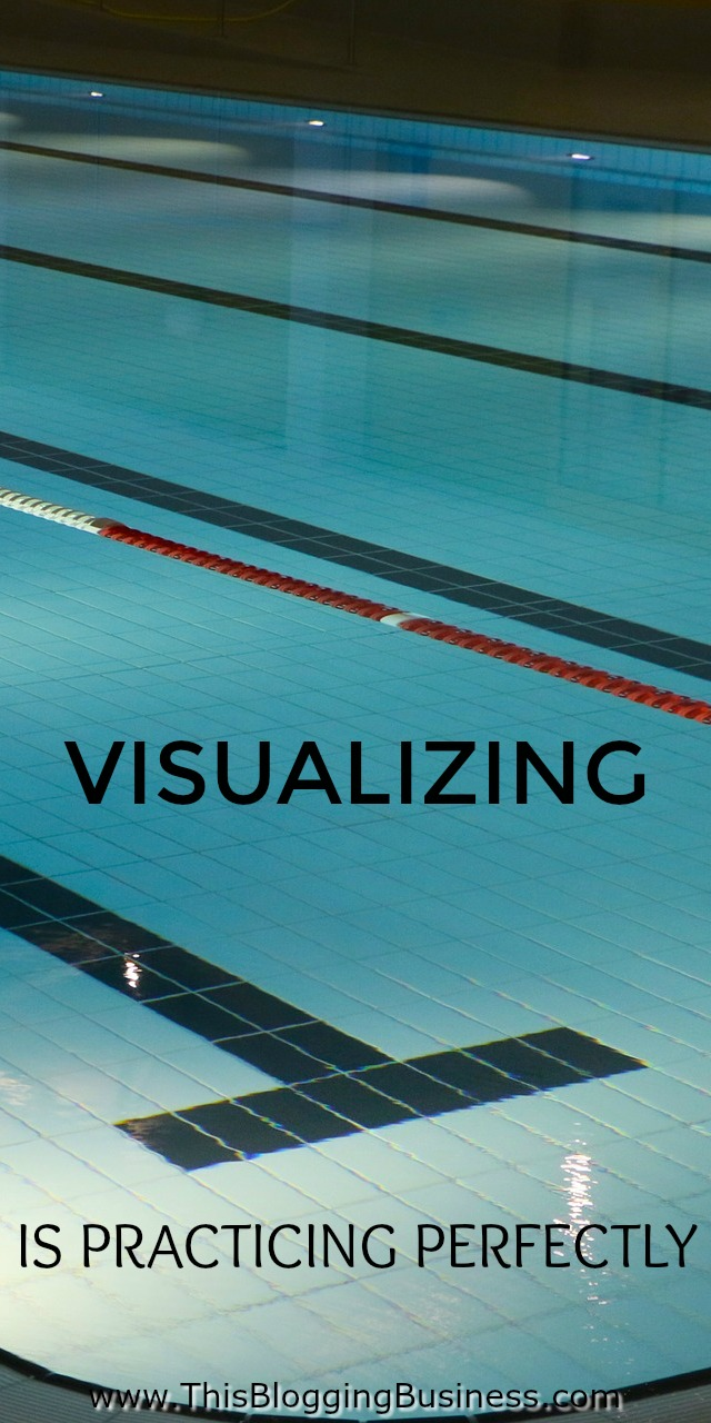 The power of visualizing is in the ability to practice everything as perfect. This gives your brain the results it needs to fuel your belief in your abilities. Your subconscious then moves you take actions that take you closer to your goals.