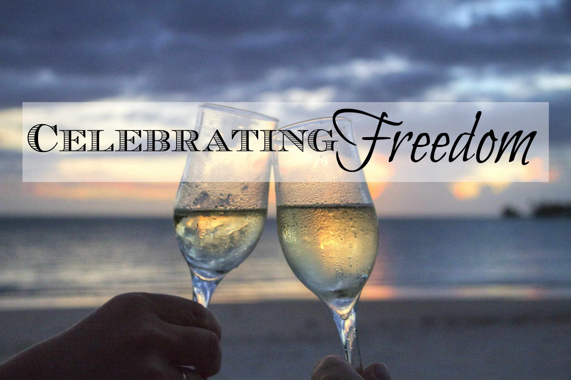 Celebrating Freedom - Day 10 of the Freedom Plan Blog Challenge as we look back on what have been the things learnt and gained from the challenge. #10DBC #freedomplan