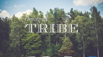 "Finding My Tribe - we've all heard the Zig Ziglar quote, ""You are the average of the five people you spend the most time with""? This post starts delving into that by first finding the people who are your inspiration and mentors."
