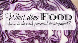 Is food and personal development related? In this post we explore two methods that are commonly used to make ourselves feel better. Could the sluggish feelings in our heads be attributed to food, rather than just needing to improve in the area of personal development?