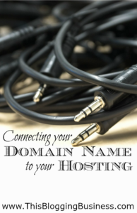 If you're going to start your own personal development blog, this post goes through the steps of connecting your domain name to your hosting. It's a really easy step and you'll have it done in now.